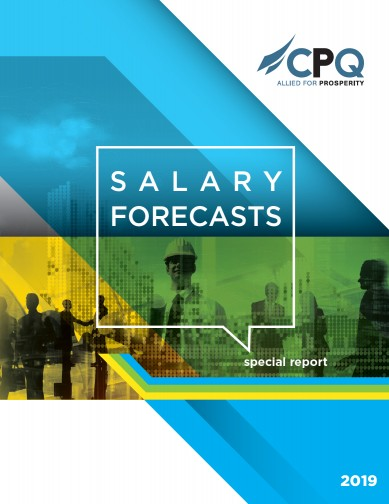 2019 Salary Forecasts Special Report