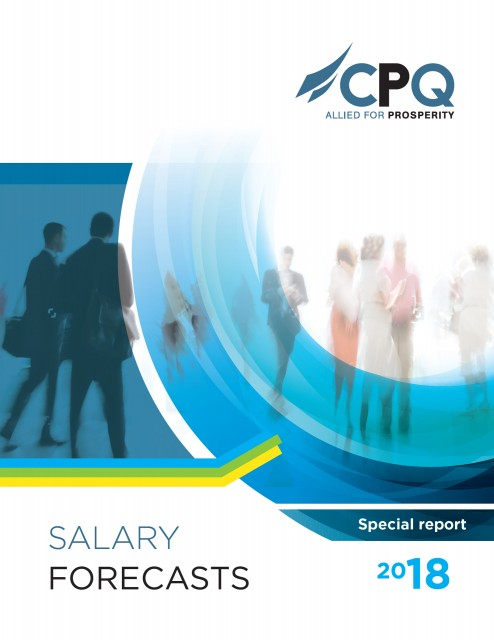 Special Report – Salary Forecasts 2018