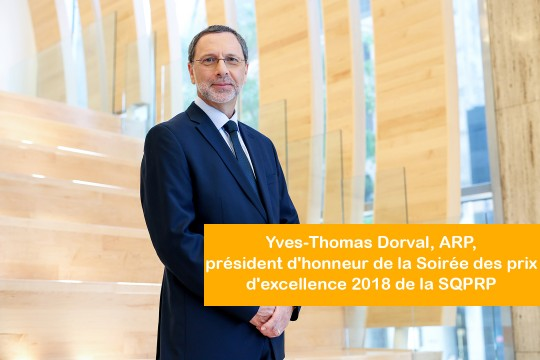 Yves-Thomas Dorval, SQPRP