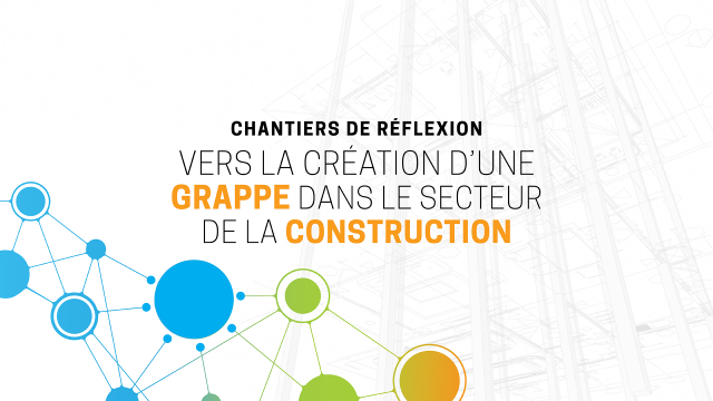 grappe de la construction